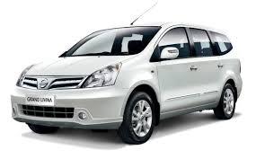 Grp I Nissan Grand Livina