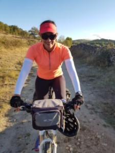 Cycling from Salmanca to Zamora #ViaDeLaPlata