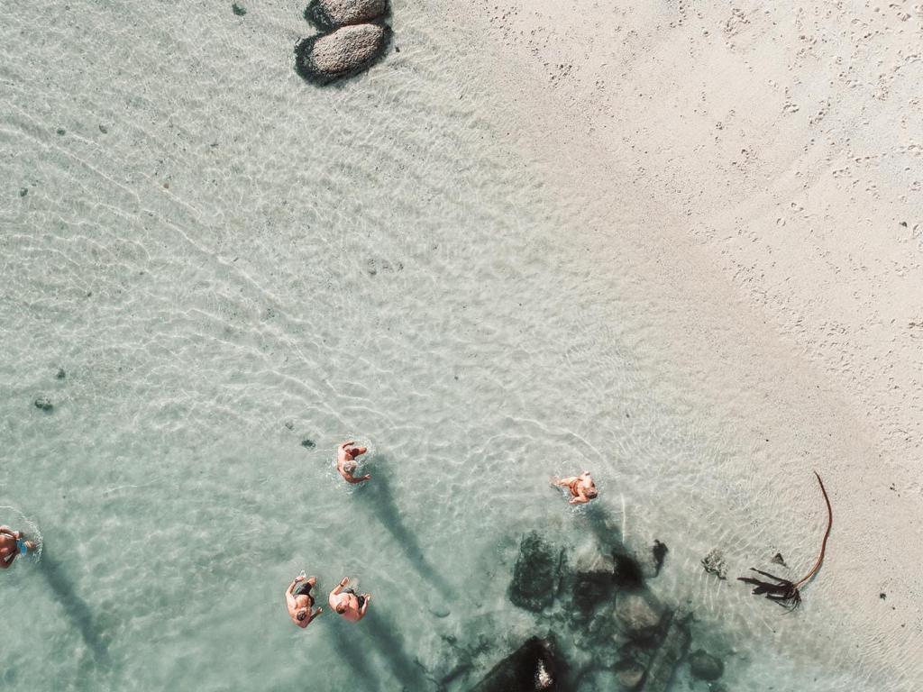 De Kom Tidal Pool in Kommetjie