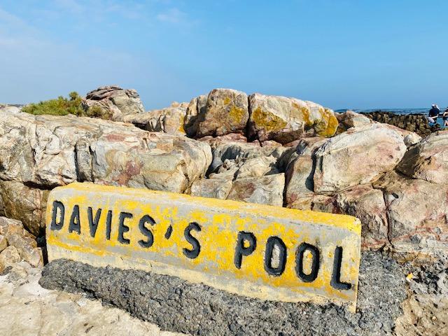 Davies's Tidal pool in Onrus